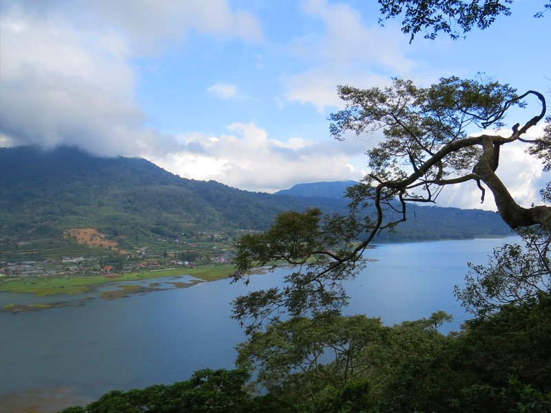 See Lake Butan with Diving Indo