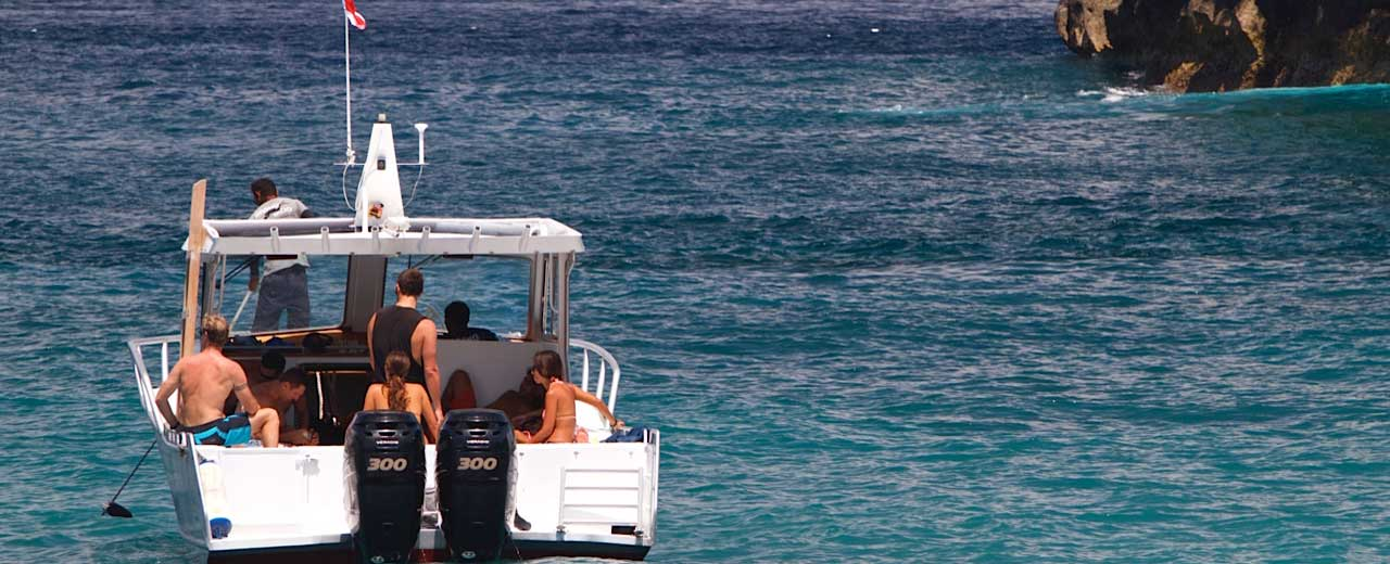 Boat Charter Bali Diving