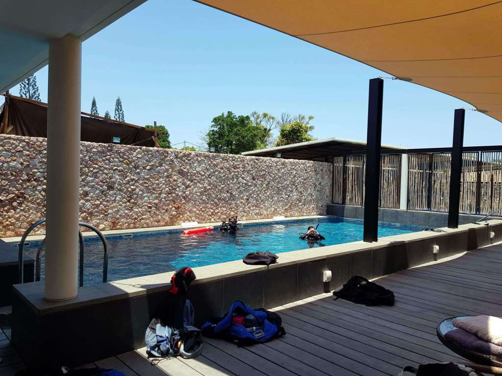 pool coral triangle center bali
